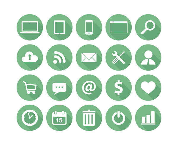 20-free-and-flat-icon-packs-for-web-designers16