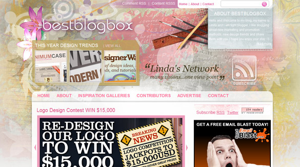 Best Blog Box